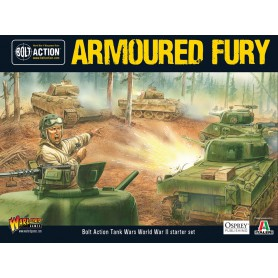 Tank War Starter Set - Armoured Fury