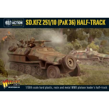 Sd.Kfz 251/10 Pak 36 Half-Track
