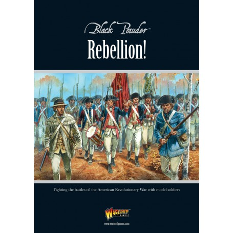 Rebellion! (Amercan War of Independence)