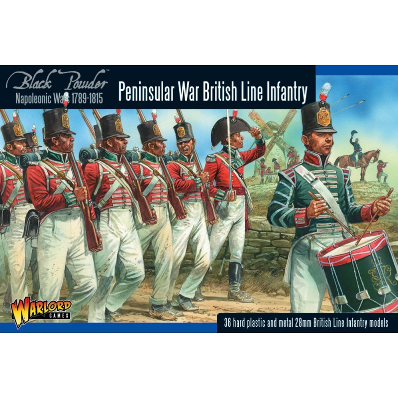 British Line Infantry (Peninsular)
