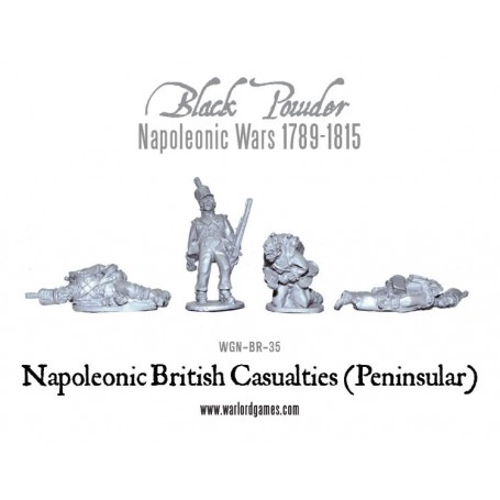 British Casualties (Peninsular)