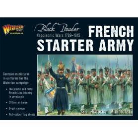French Starter Army