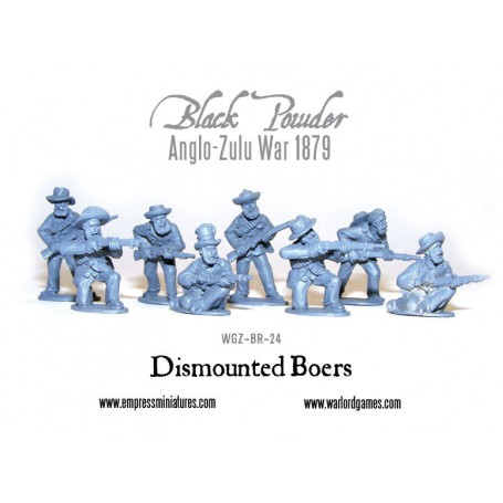 Dismounted Boers