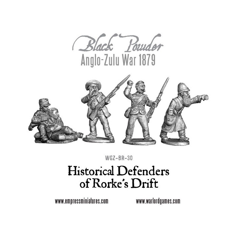 Historical Defenders Of Rorke's Drift