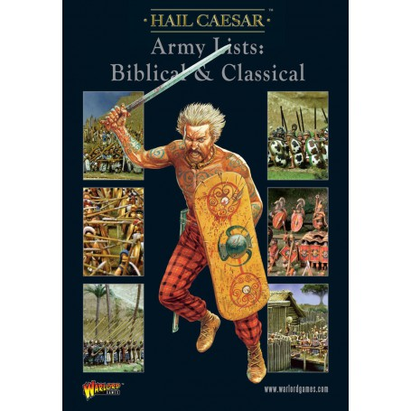 Army Lists Vol.1 - Biblical & Classical