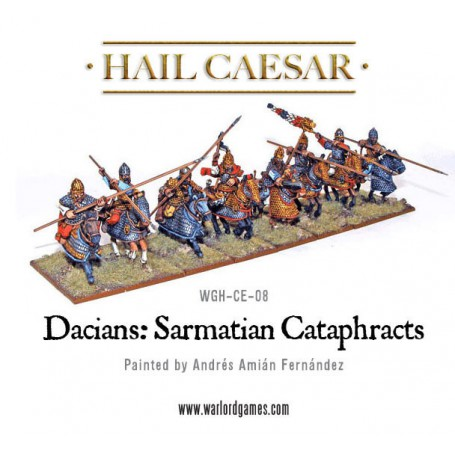 Sarmatian Cataphracts