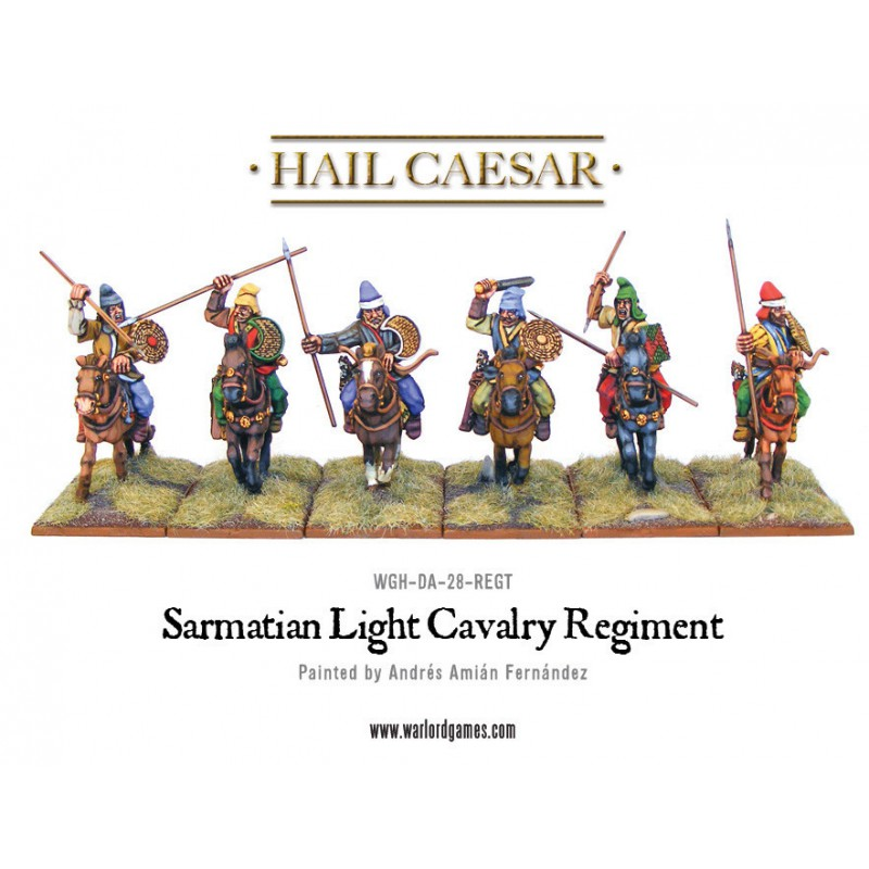 Sarmatian Light Cavalry