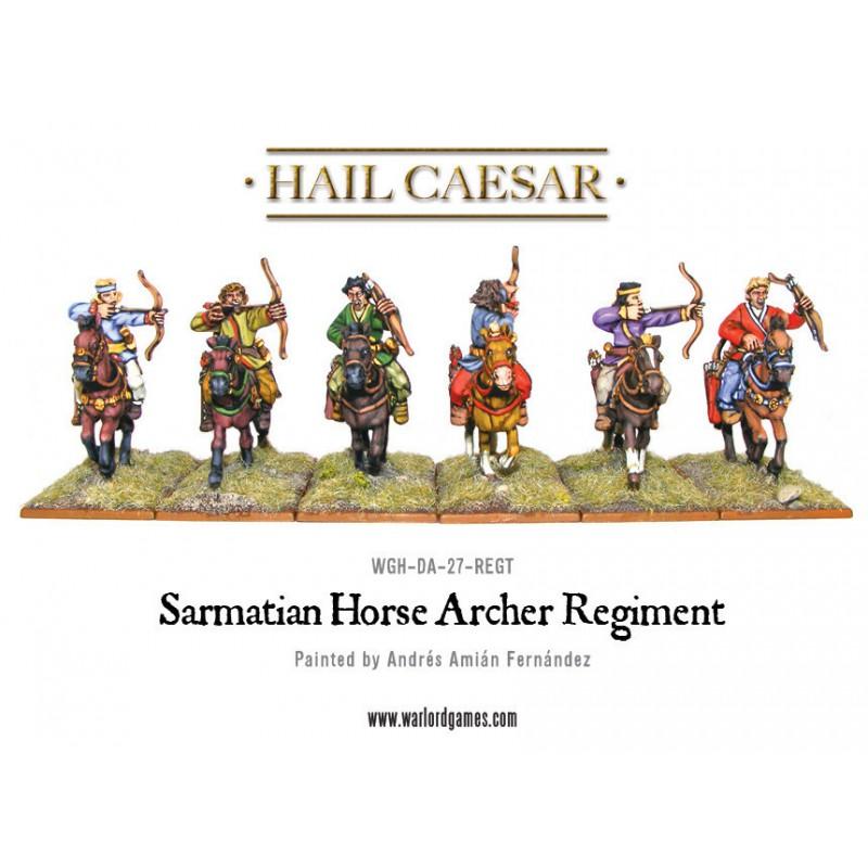 Sarmatian Horse Archers