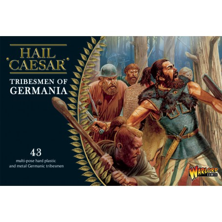 Tribesmen of Germania