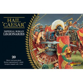 Imperial Roman Legionaries (plus Scorpion)