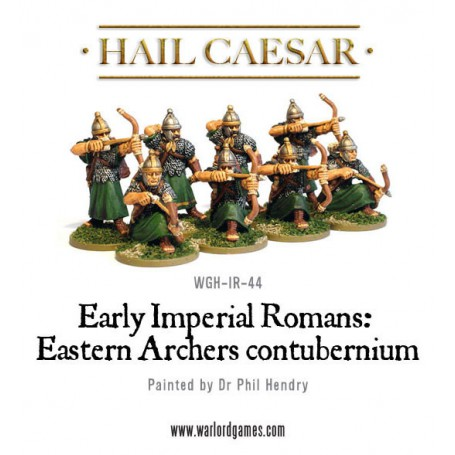 Imperial Roman Eastern Auxiliary Archers
