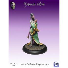 Yama Uba, Culte de Yurei