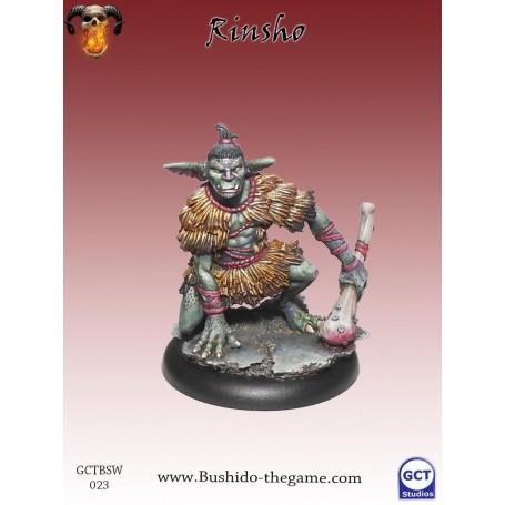 Rinsho, Savage Wave, Bushido, par GCT Studio