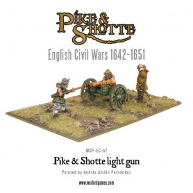 Pike & Shotte Light Gun & Crew