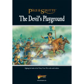 The Devil's Playground - PIKE & SHOTTE supplement