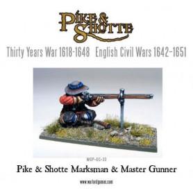 Pike & Shotte Marksman & Master Gunner