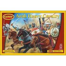 Arab Heavy Cavalry, Saga, le croissant et la croix
