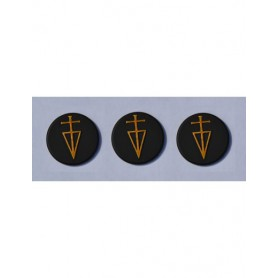 Brotherhood Objective Markers (3 pack)