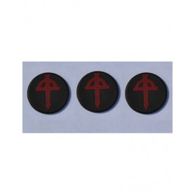 Dark Legion Objective Markers (3 pack)