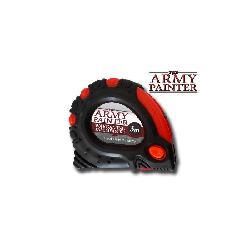 Tape Measure Rangefinder, Outils de jeu d'Army Painter, spécialiste d'outils de modélisme pour figurine