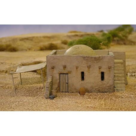 Mud-Brick House, Renedra