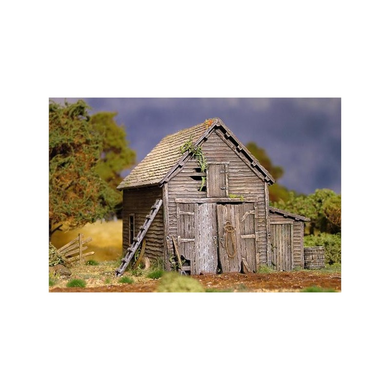 Ramshackle Barn, Renedra
