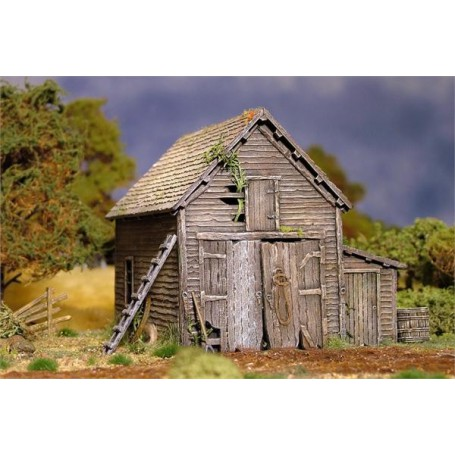 Ramshackle Barn, Renedra