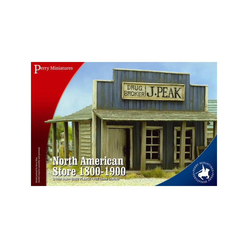 North American Store 1800-1900, Perry Miniatures