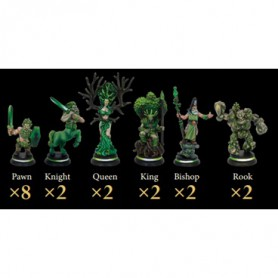 Loka Earth/Green Set (18)