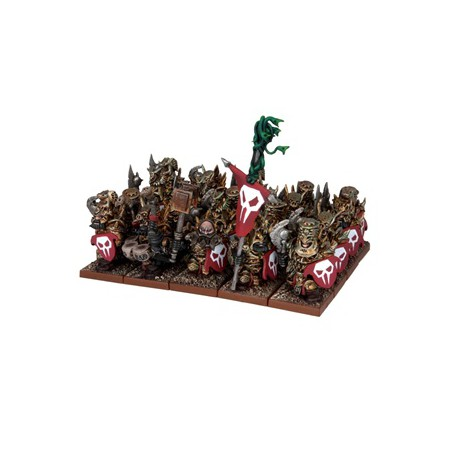 Régiment de le Garde immortelle (20 figurines)