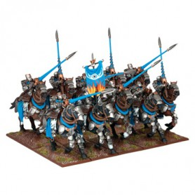 Régiment de Chevaliers Paladins (10 figurines)