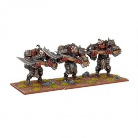 Tireurs Ogres (6 figurines)