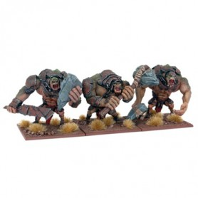 Trolls (3 figurines)