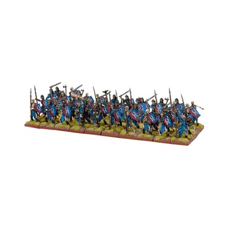 Horde de squelettes morts-vivants (40 figurines)