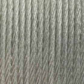 Hobby Round: Iron Cable 1.0mm (2m), Flocages