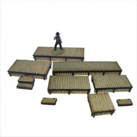 Add-On 8 Long Boardwalks