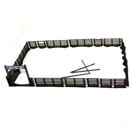 Corral Fencing, 4Ground