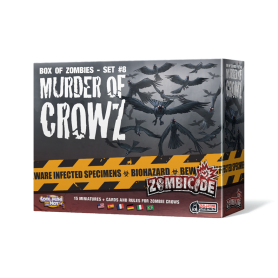 Zombicide : Murder of Crowz
