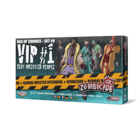 Zombicide : Very Infected People 1