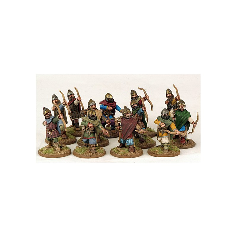 Era Of The Princes Militia Bowmen (Levy)