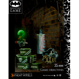 Objetives Game Marker
