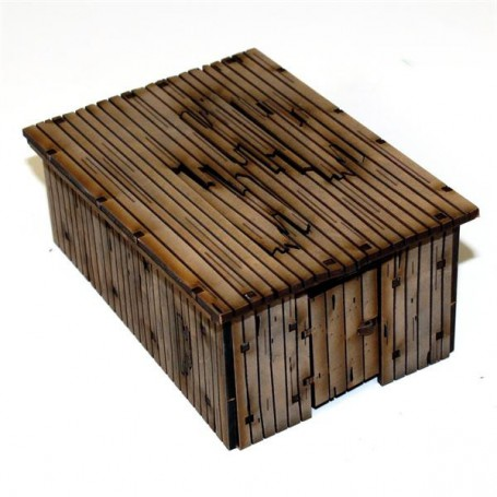 Wooden Stores