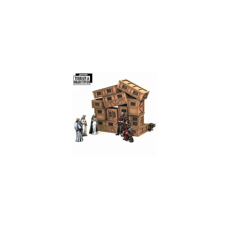 Wild Beast Shipping Crates
