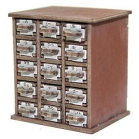 Safety Deposit Box 16 -30