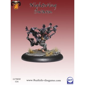 Nighwing swarm, Savage Wave