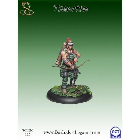 Tamotsu, Ito Clan