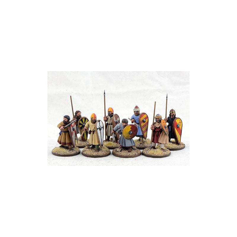 Guerriers Espagnols, Saga, le croissant et la croix