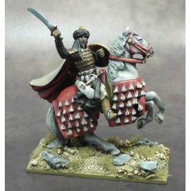 Saladin, le Chevalier de l'Islam, Saga, le croissant et la croix