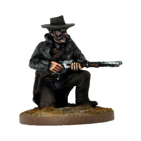 Dead Man's Hand Rogues' Gallery - Buckshot Roberts, par Great Escape Games
