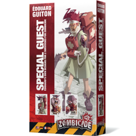 Special Guest: Guiton, Zombicide